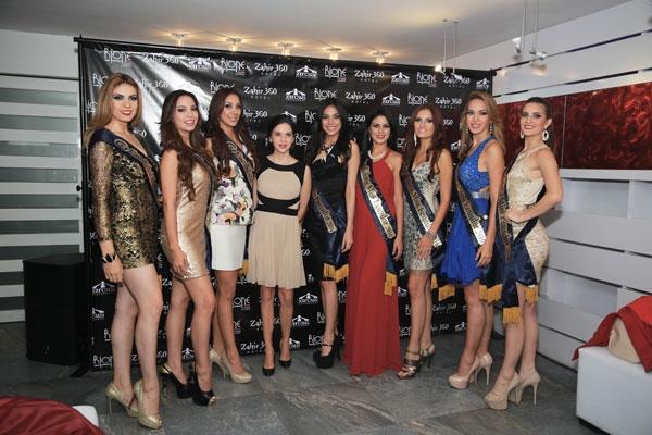 Visita Miss Ecuador 2016