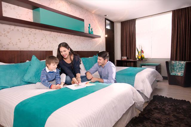 Habitación Doble o Matrimonial